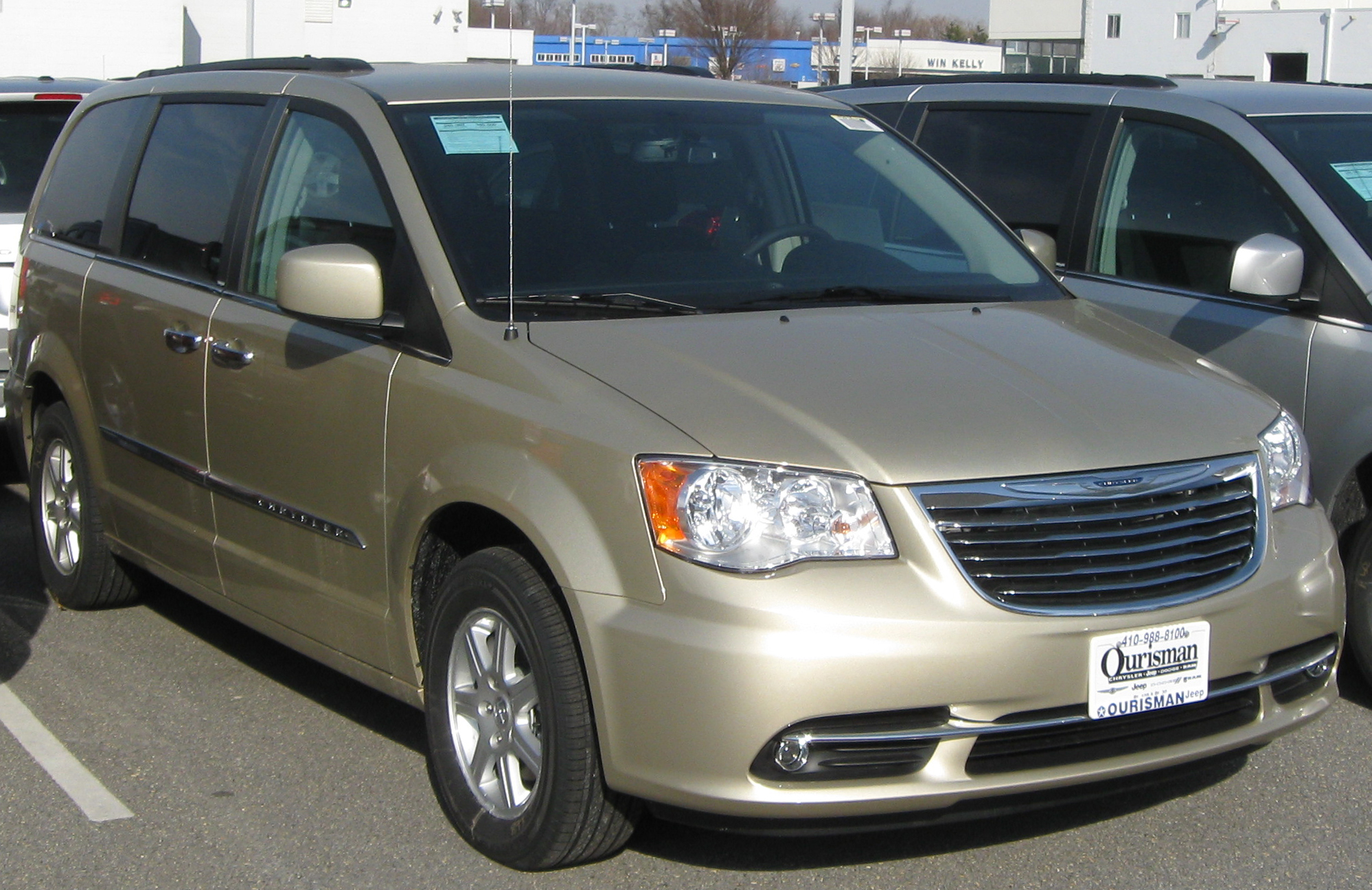 2011 Chrysler Town And Country #17