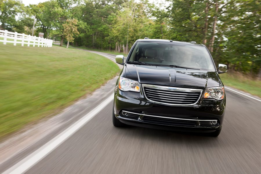 2011 Chrysler Town And Country #21