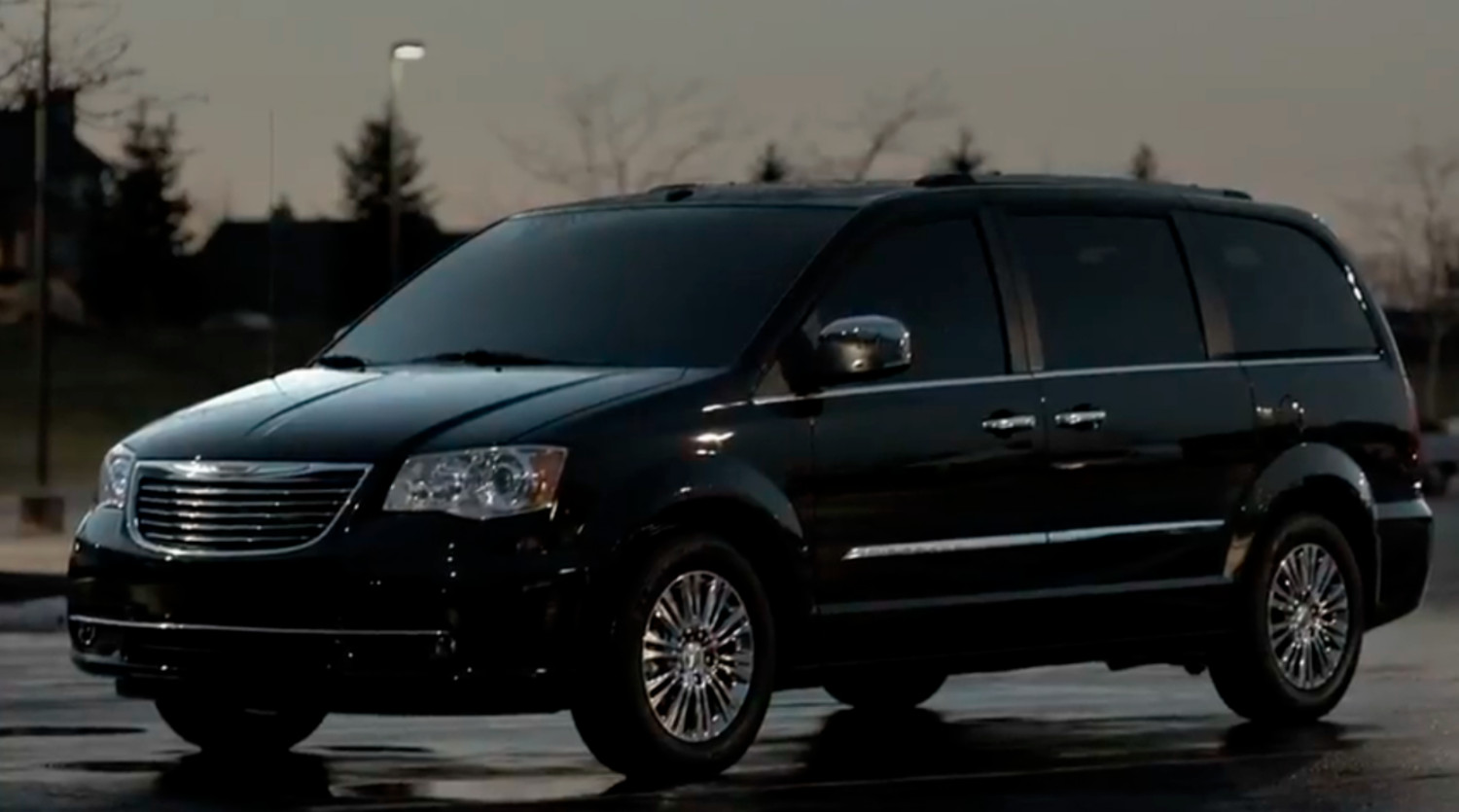 2011 Chrysler Town And Country #18