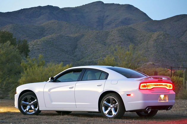 2011 Dodge Charger #25