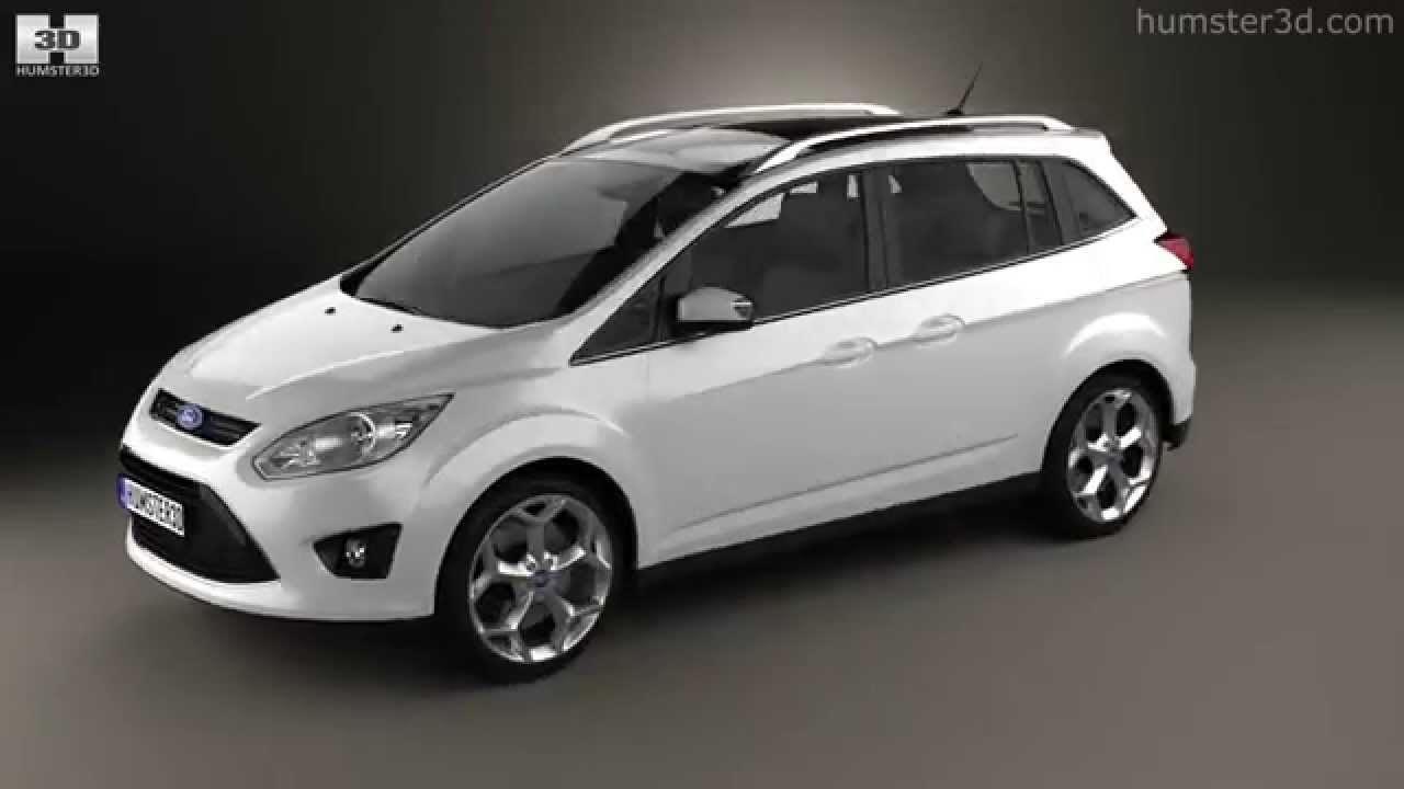 2011 Ford C-Max #25
