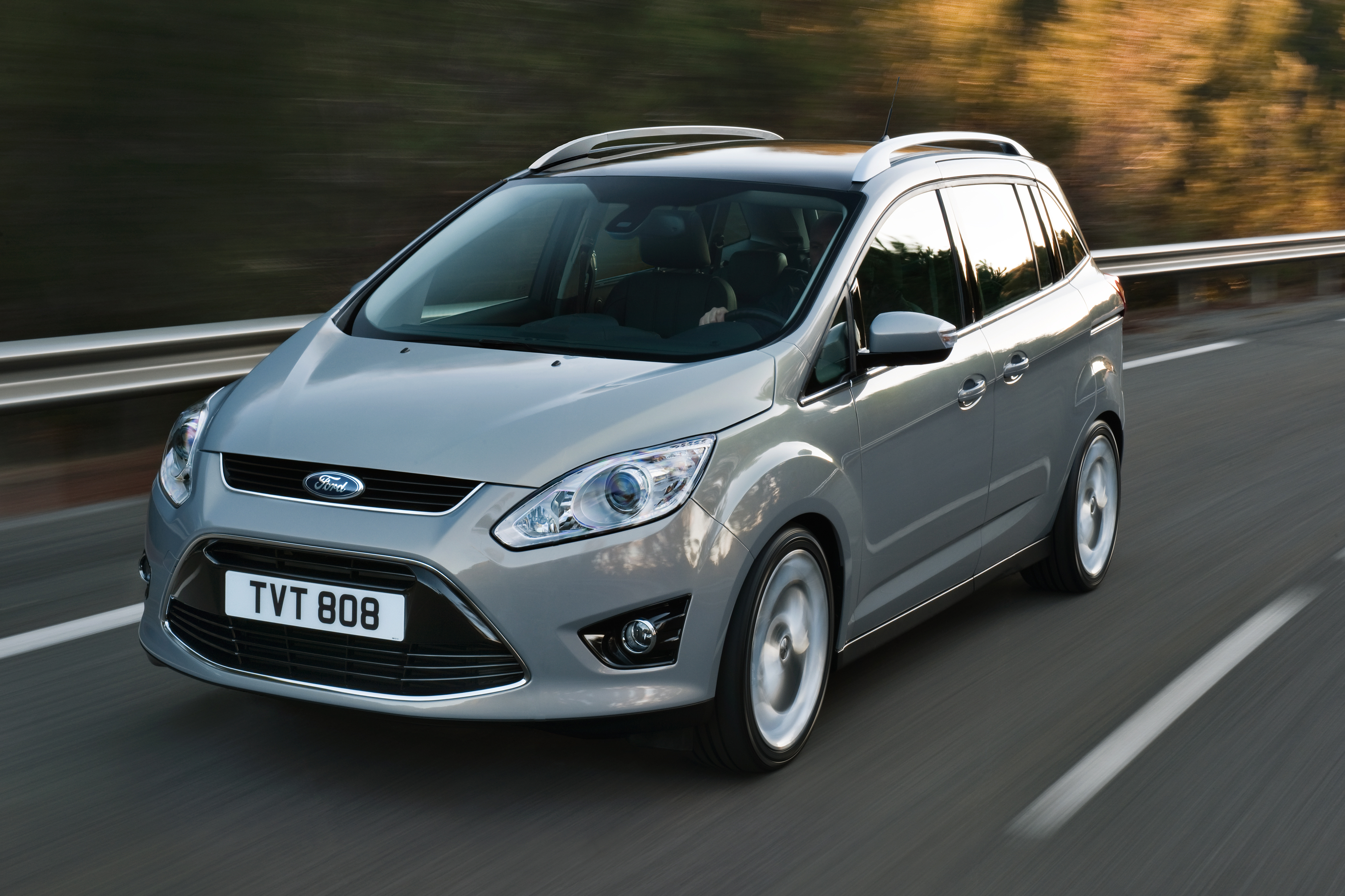 2011 Ford C-Max #28