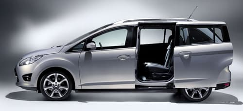 2011 Ford C-Max #29
