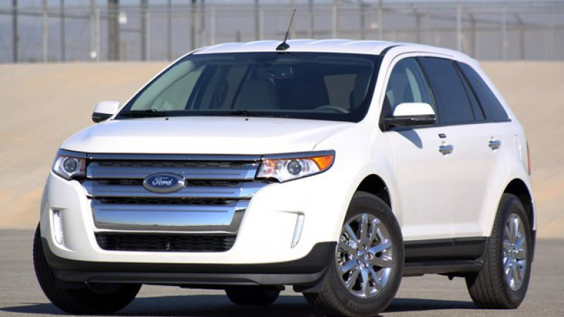 2011 ford edge photos informations articles. Black Bedroom Furniture Sets. Home Design Ideas