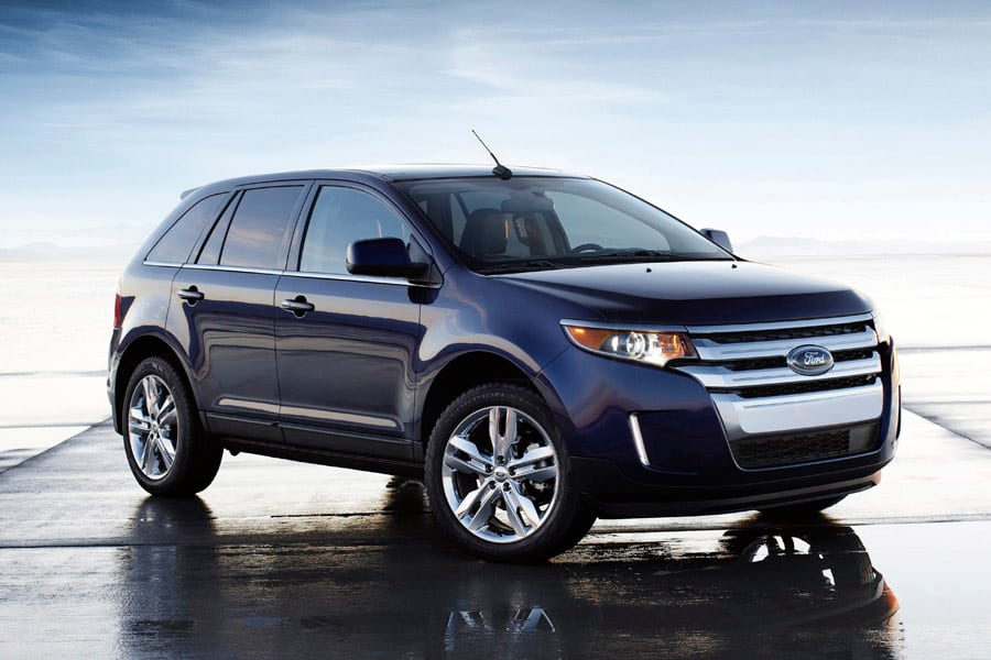 2011 ford edge photos, informations, articles - bestcarmag