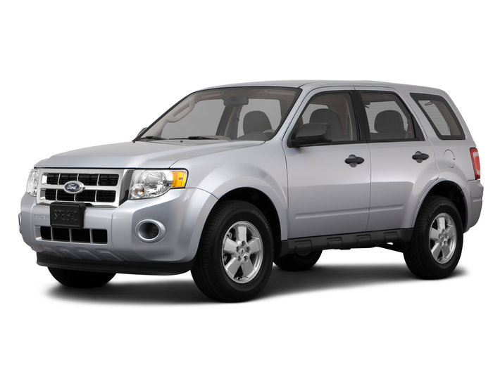 2011 Ford Escape #12