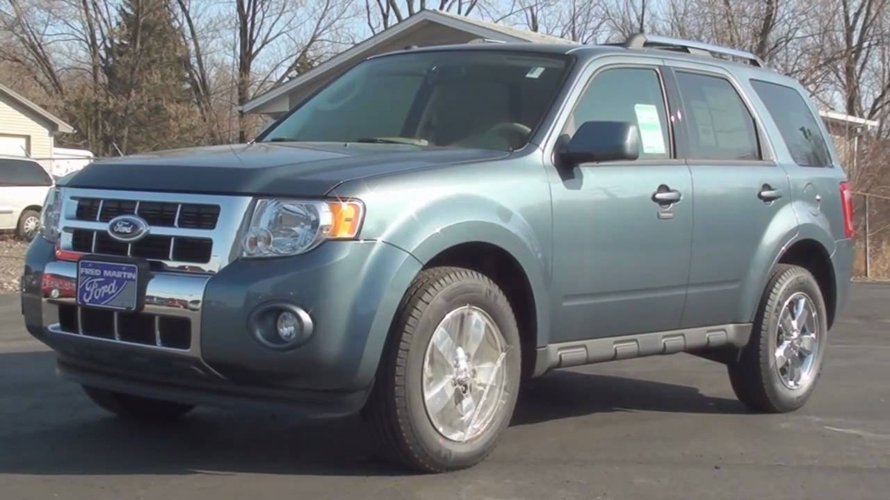 2011 Ford Escape #17