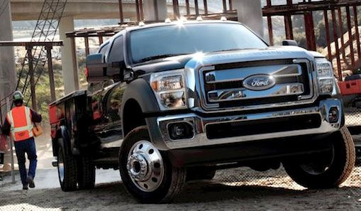 2011 Ford F-350 Super Duty #19