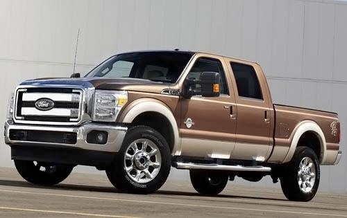 2011 Ford F-350 Super Duty #17