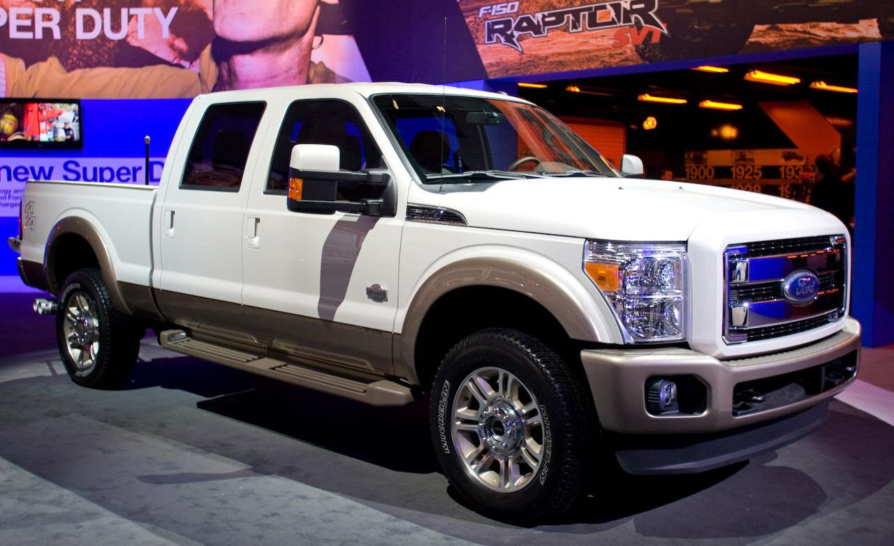 2011 Ford F-350 Super Duty #16