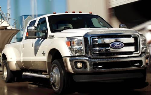 2011 Ford F-450 Super Duty #18