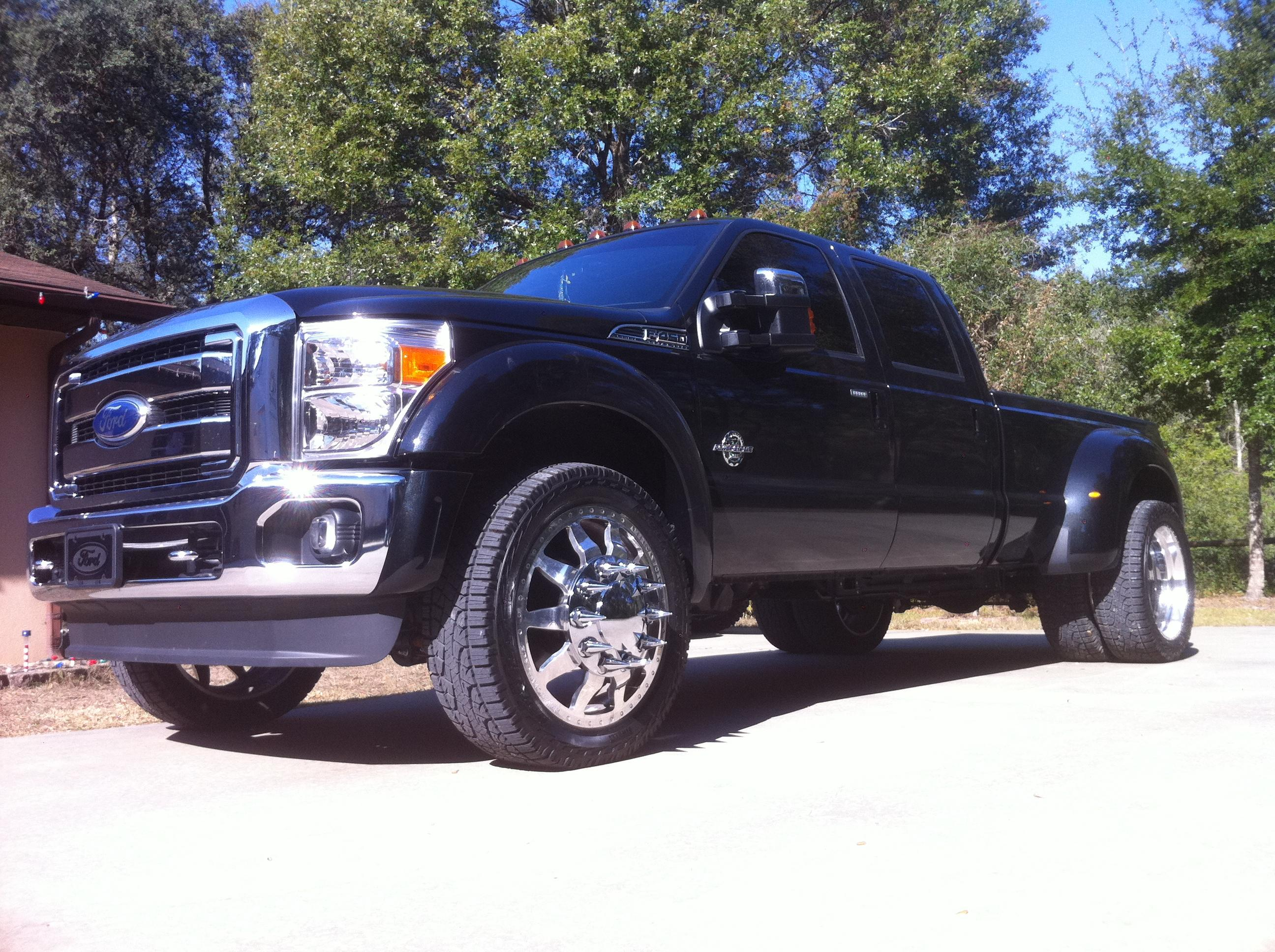 2011 Ford F-450 Super Duty #15