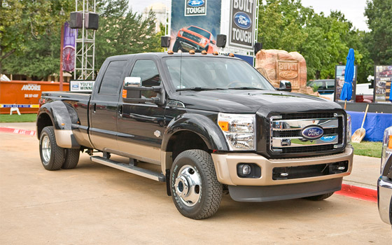 2011 Ford F-450 Super Duty #17