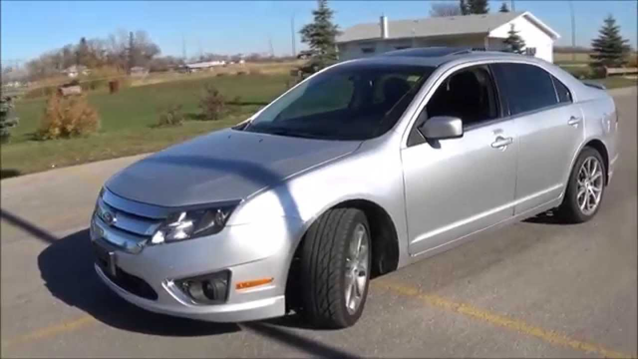 2011 ford fusion 16