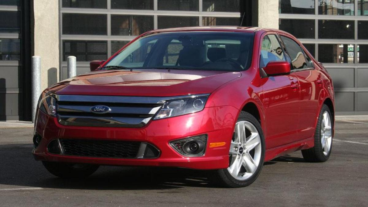 2011 Ford Fusion #15