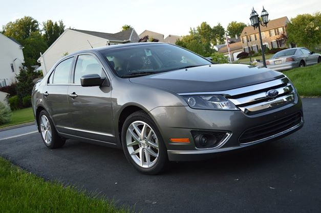 2011 Ford Fusion #17