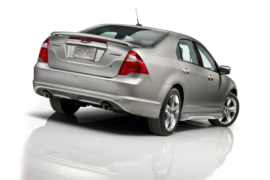 2011 Ford Fusion #14