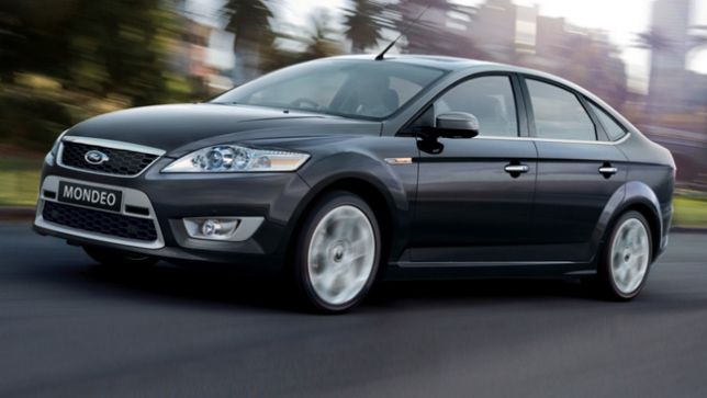 2011 Ford Mondeo #25