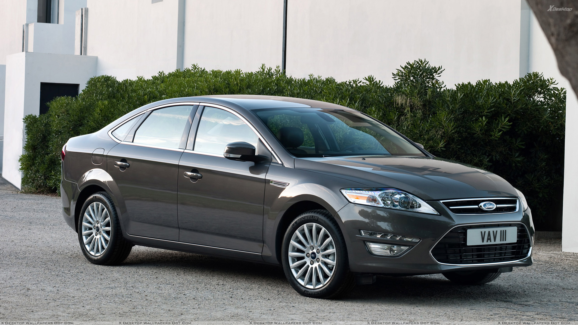 2011 Ford Mondeo #21