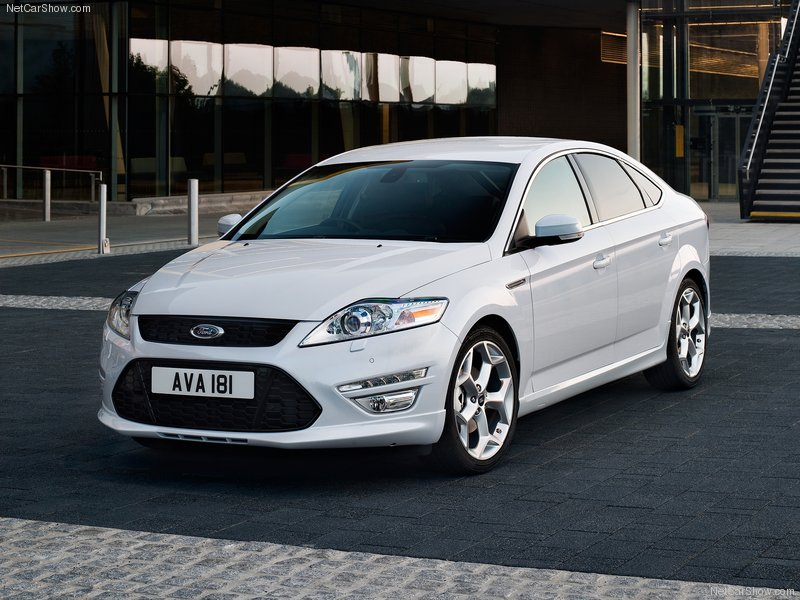 2011 Ford Mondeo #28
