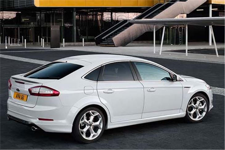 2011 Ford Mondeo #22