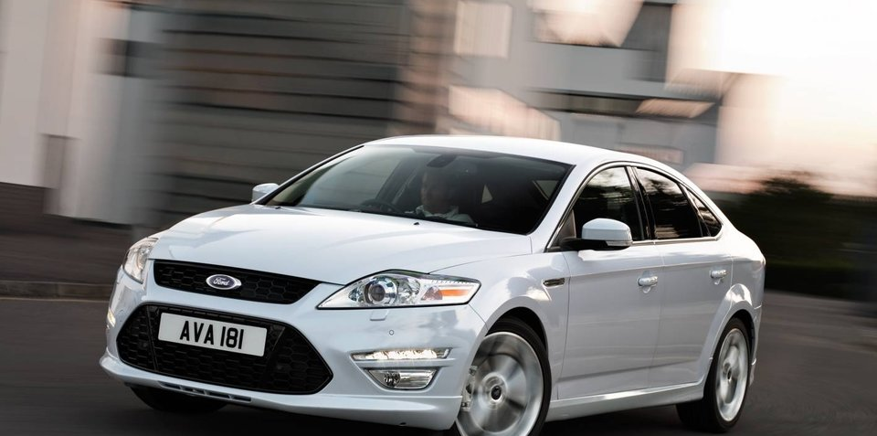 2011 Ford Mondeo #27