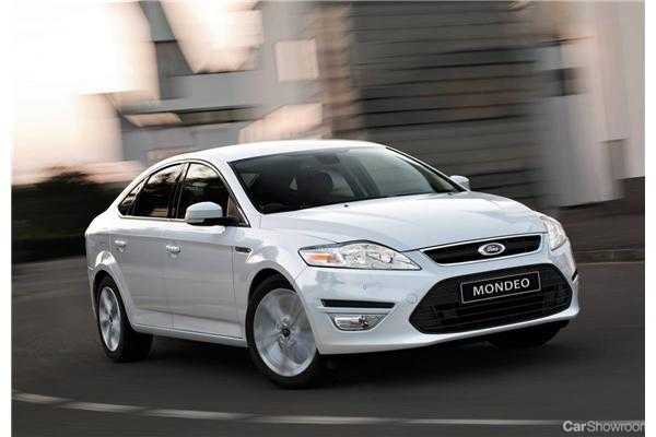 2011 Ford Mondeo #20