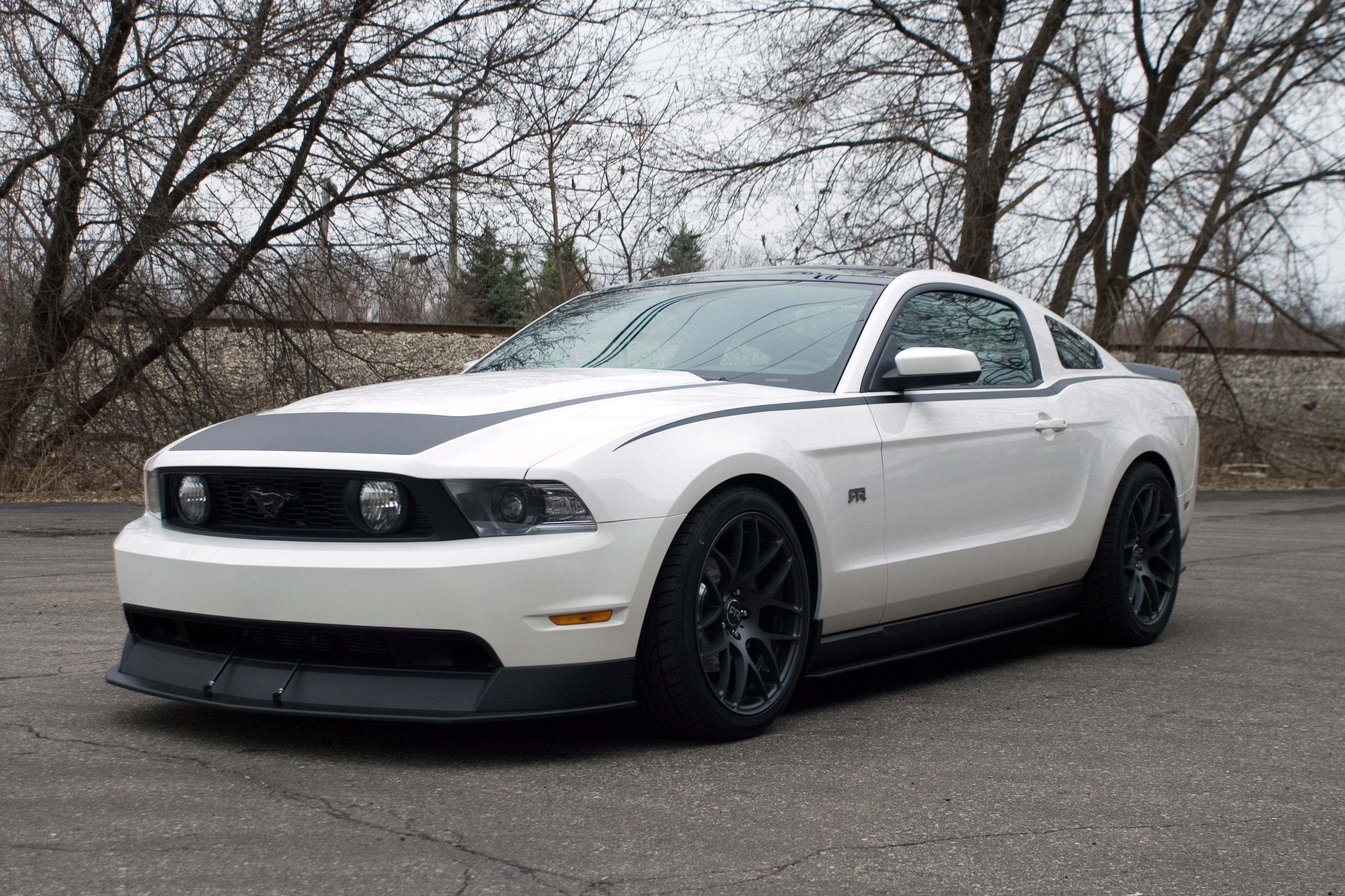 2011 Ford Mustang #16