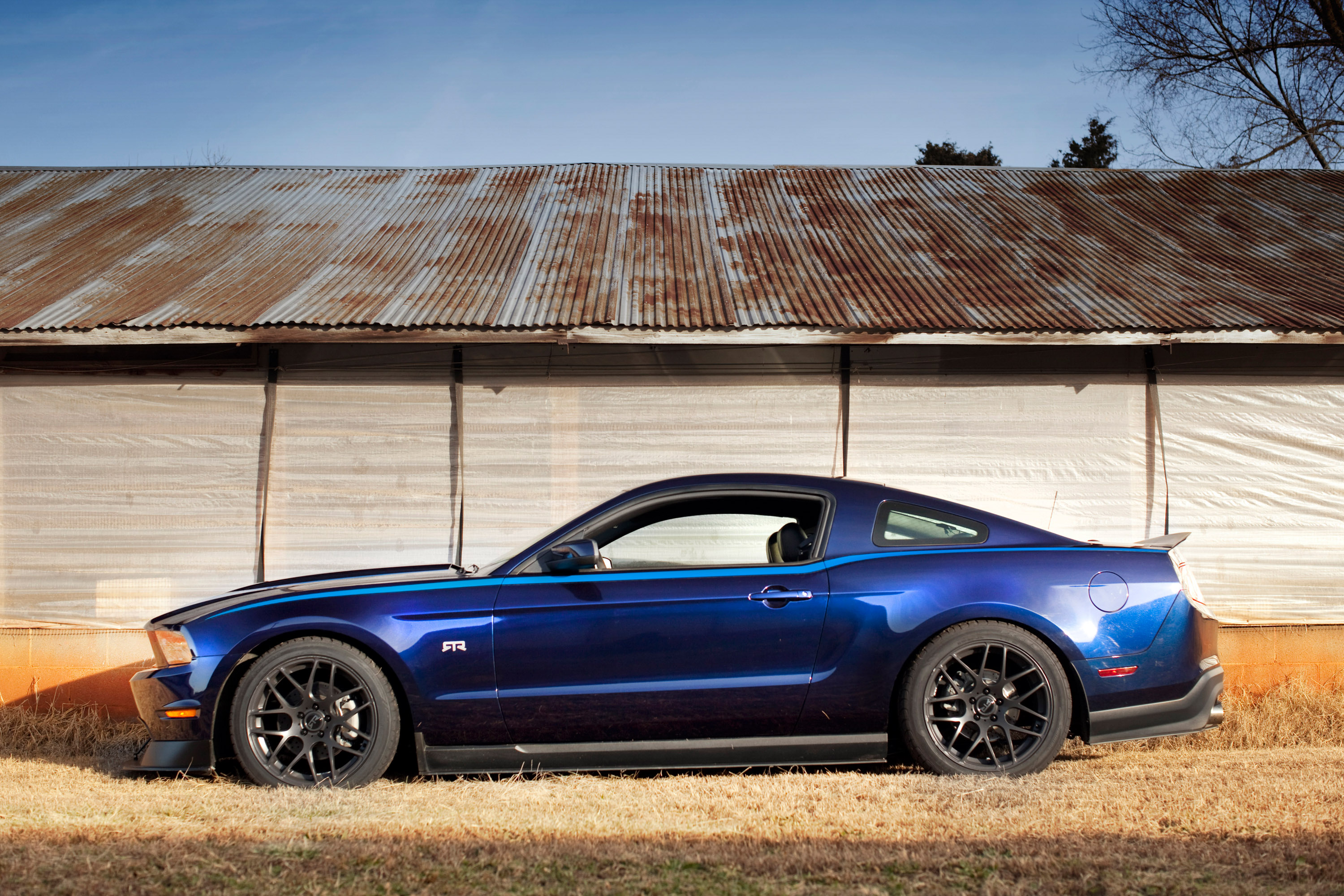 2011 Ford Mustang #18