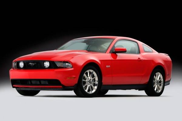 2011 Ford Mustang #15