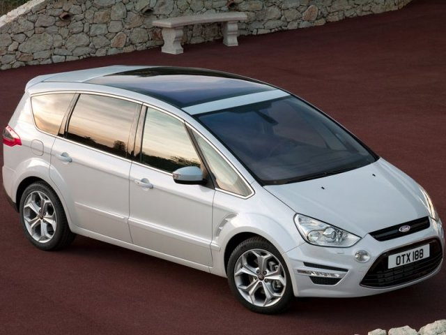2011 Ford S-Max #15