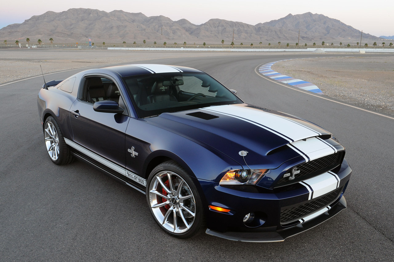2011 Ford Shelby GT 500 #16