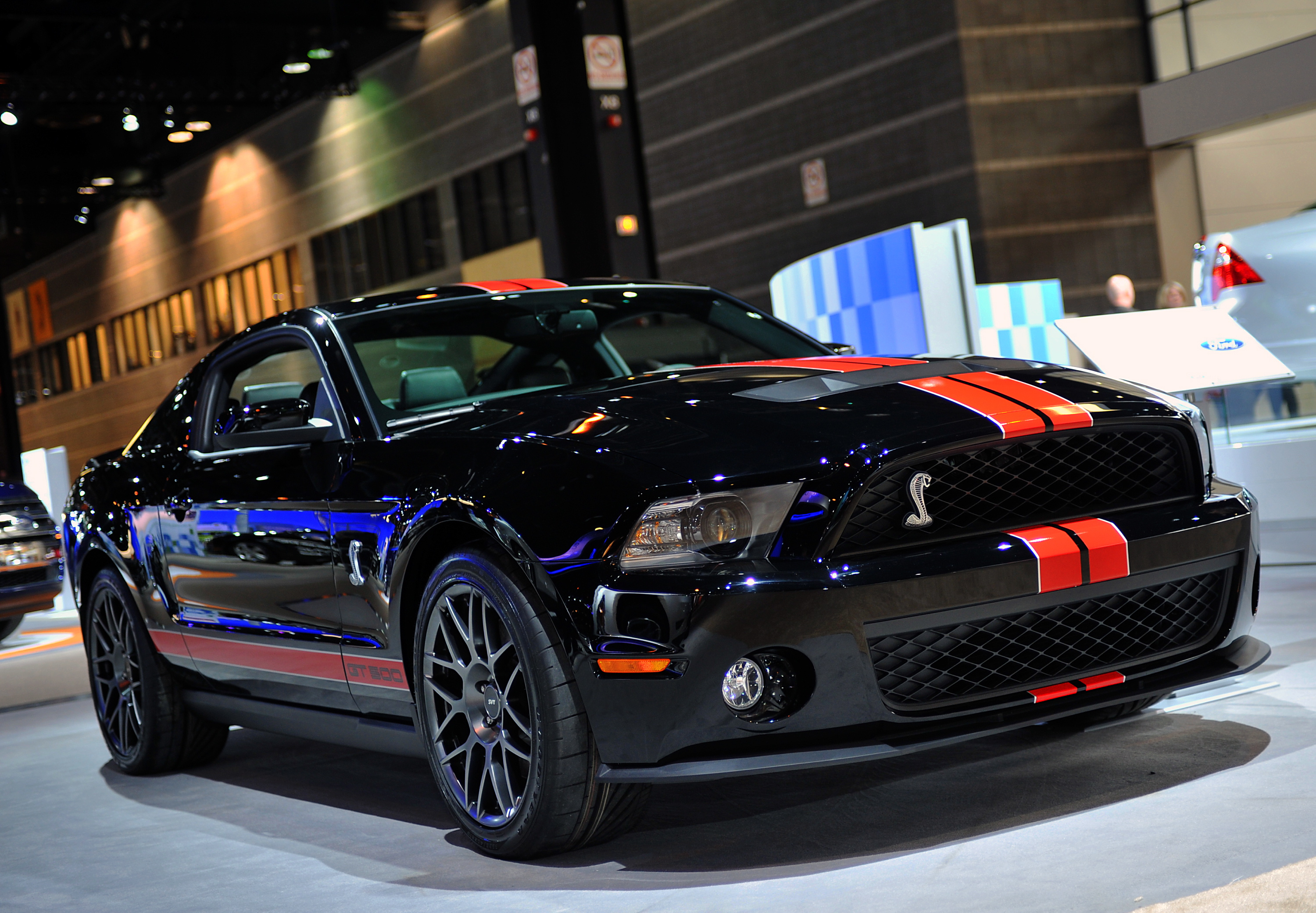 2011 Ford Shelby Gt500 #19
