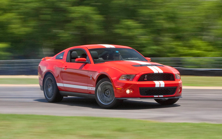 2011 Ford Shelby Gt500 #21