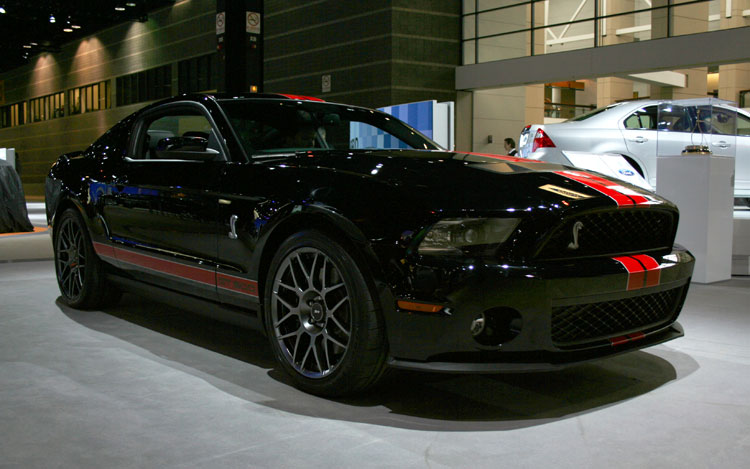2011 Ford Shelby Gt500 #20