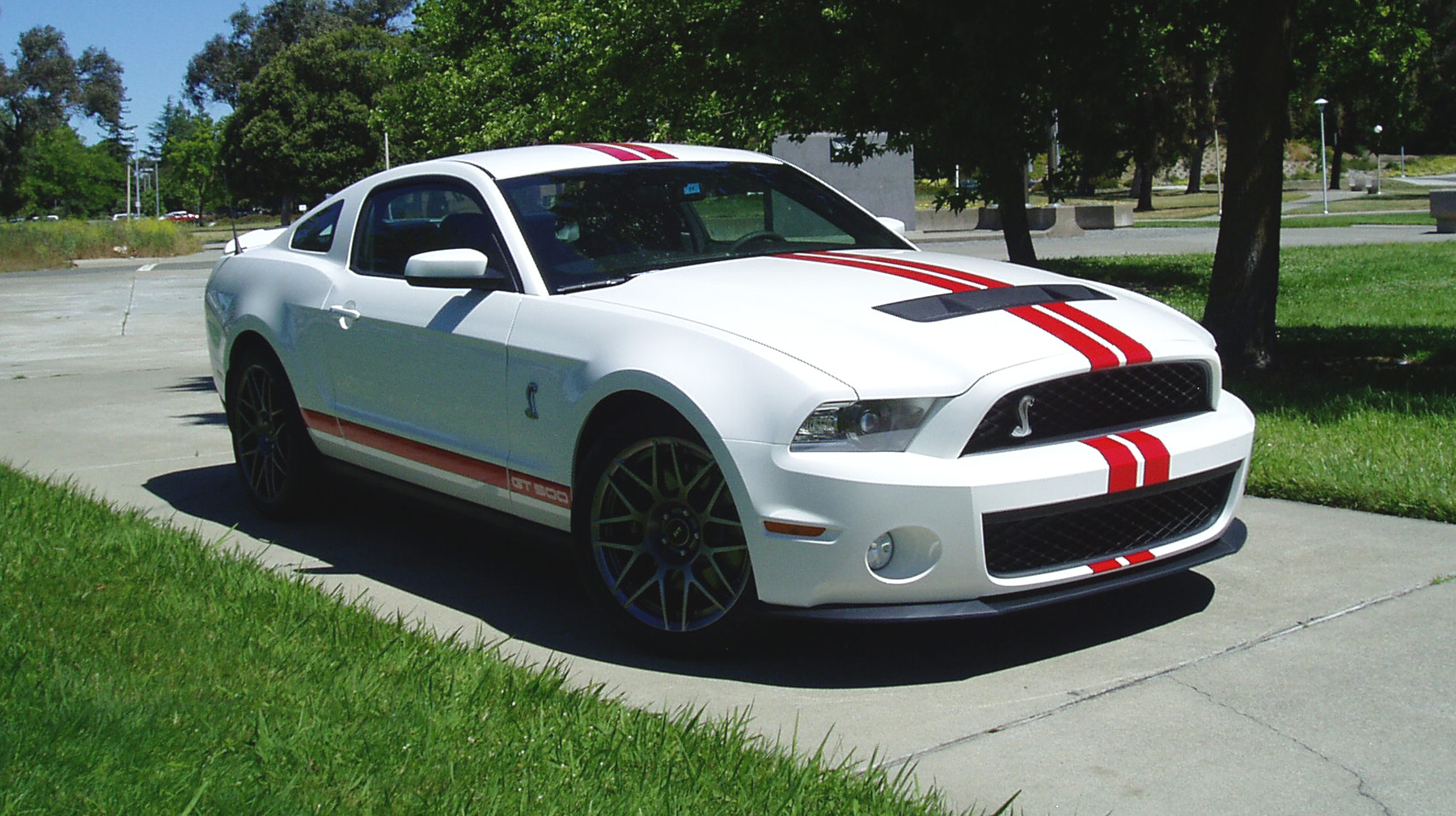 2011 Ford Shelby Gt500 #18