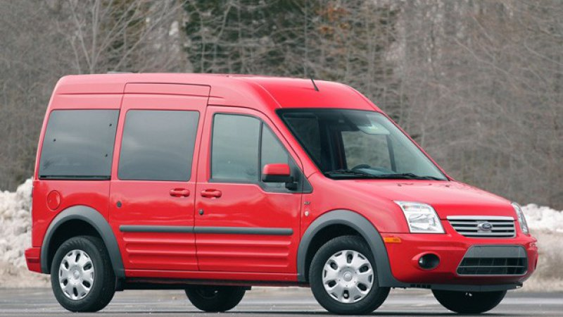 2011 Ford Transit Connect #18
