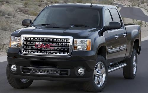 2011 GMC Sierra 2500hd #19