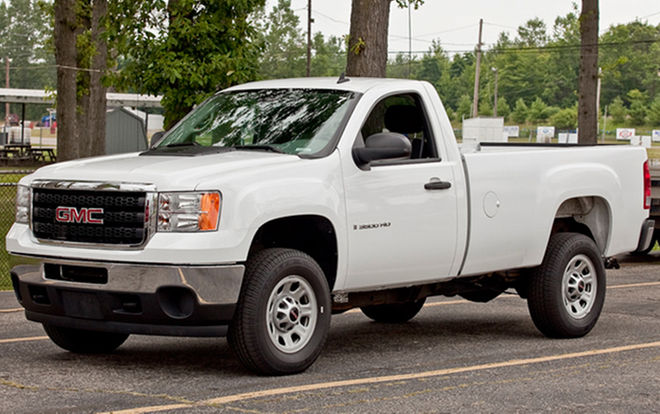 2011 GMC Sierra 2500hd #20