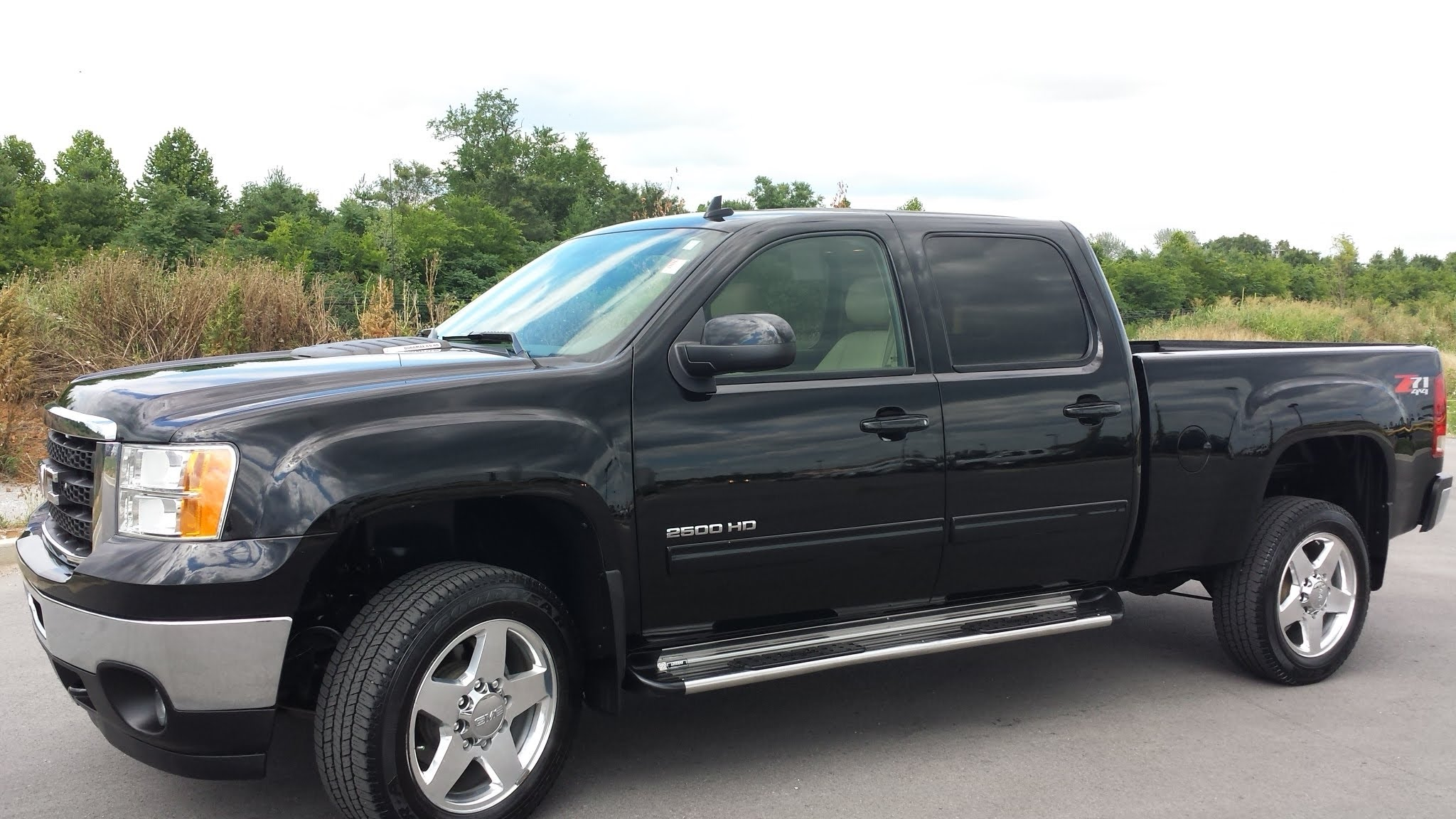 2011 GMC Sierra 2500hd #22