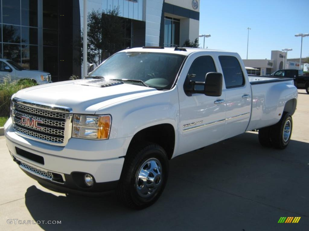 2011 GMC Sierra 3500hd #20