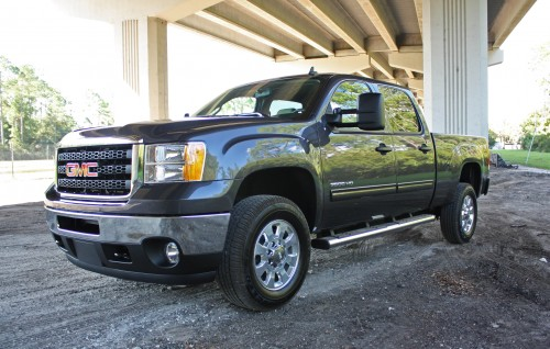 2011 GMC Sierra 3500hd #19