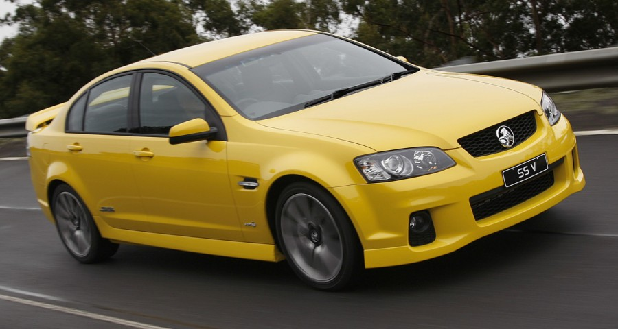 2011 Holden Commodore #19
