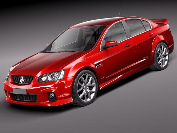 2011 Holden Commodore #22