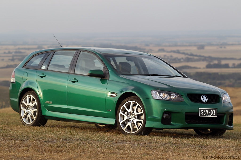 2011 Holden Commodore #21