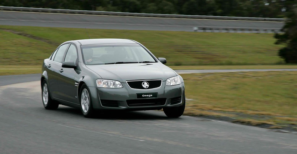 2011 Holden Commodore #18