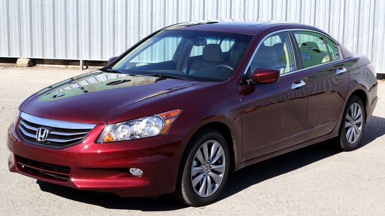 2011 Honda Accord #14