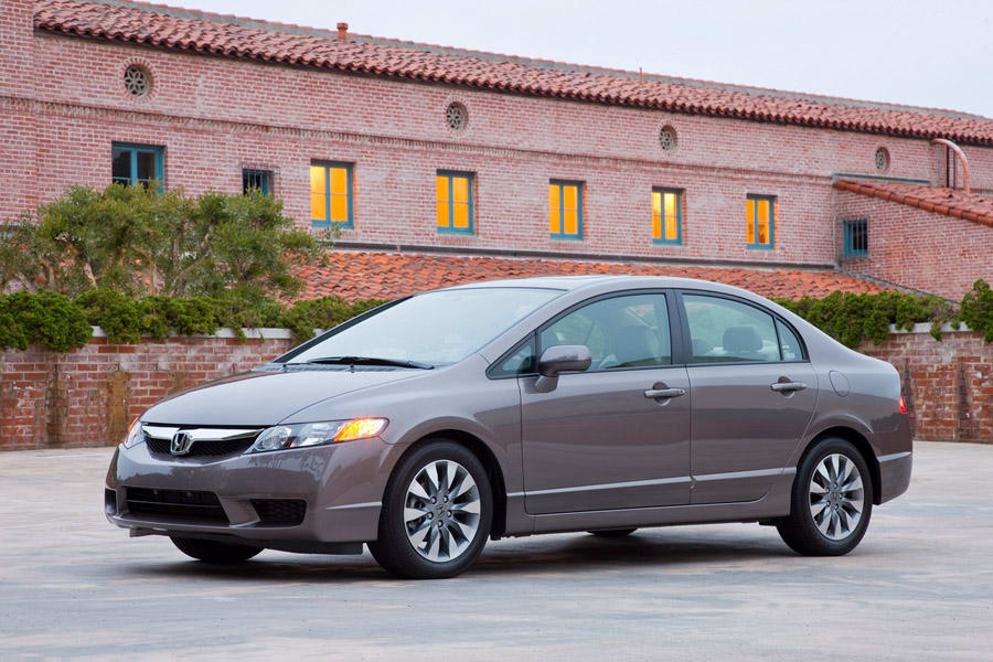 2011 Honda Civic #12