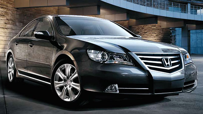 2011 Honda Legend #17