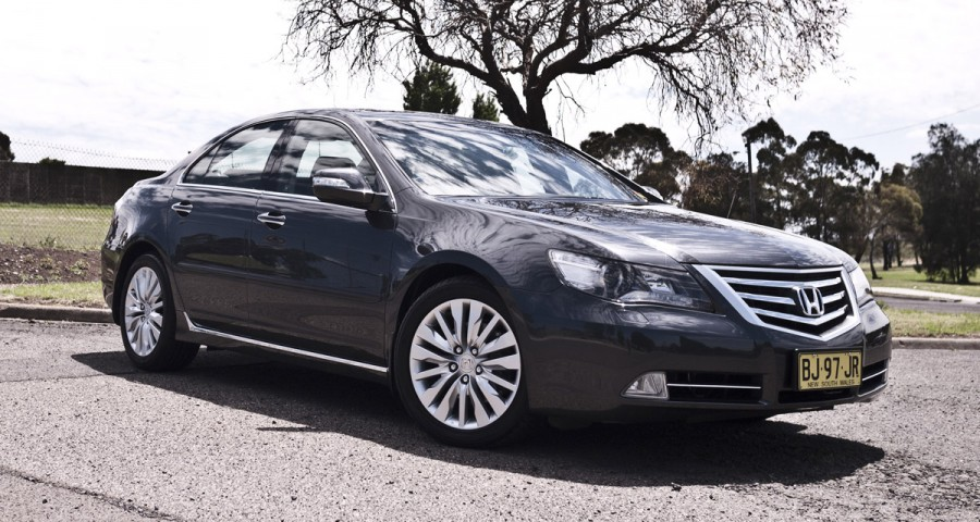 2011 Honda Legend #16